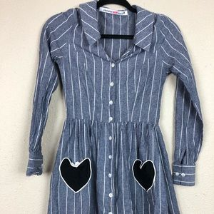 ModCloth Rare Collab With A Beautiful Mess Dress